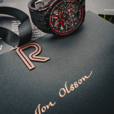 Roger Dubuis: Run To Monaco
