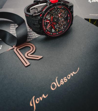Roger Dubuis: Run To Monaco