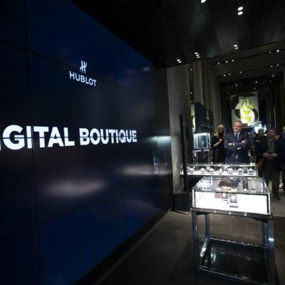 Hublot: il servizio clienti diviene fusione di reale e digitale