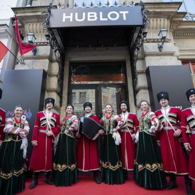 Hublot: Official Timekeeper della FIFA World Cup RussiaTM2018