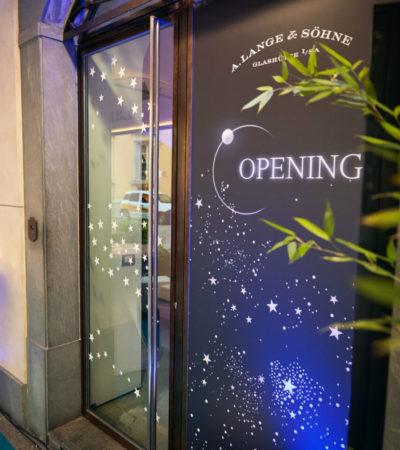 Nuova collaborazione per A. Lange & Söhne: Gioielleria Cinzia Landi a Parma