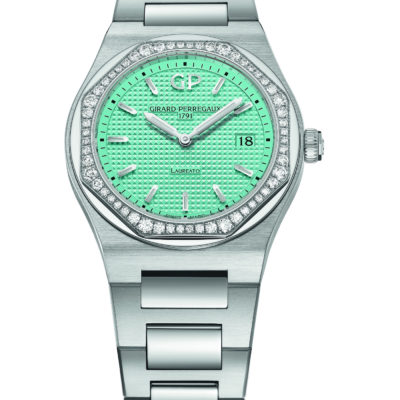 Girard-Perregaux: Laureato Summer Limited Edition