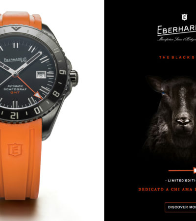 Eberhard  &  Co. presenta The Black Sheep