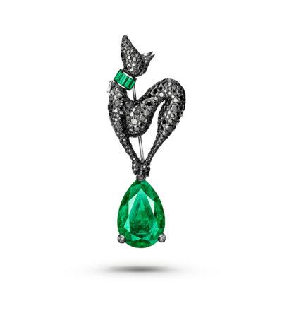 Per de Grisogono 25 creazioni di gioielleria, simbolo di 25 anni di audacia creativa