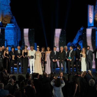 A Luciano Ligabue il premio Nastri d'argento Hamilton Behind The Camera 2018