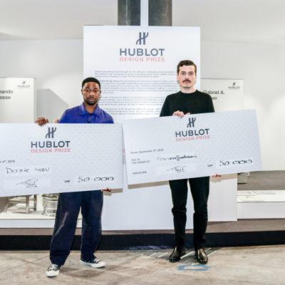 Hublot Design Prize 2018: i 2 vincitori sono Formafantasma e Dozie Kanu