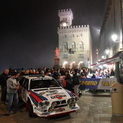 Eberhard & Co e Rallylegend 2018