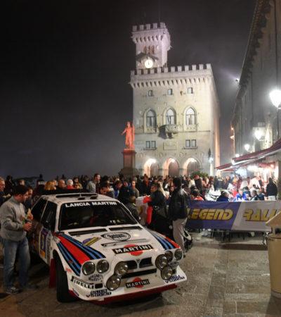 Eberhard & Co e Rallylegend 2018