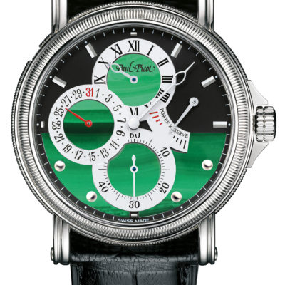 ATELIER REGULATOR MALACHITE DIAL