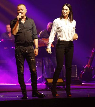 Brosway sponsor del concerto del Cuore con Gigi D'Alessio