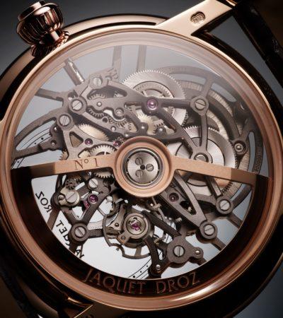Haute Horlogerie – Jaquet Droz – Grande Seconde Skelet-One