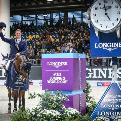 Fieracavalli: Longines Partner e Cronometrista Ufficiale di Jumping Verona