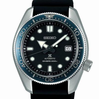 Seiko reinterpreta in chiave moderna l'orologio subacqueo del 1968