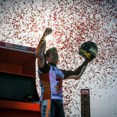 Tissot T-Race Marc Marquez: un tribute al Campione del Mondo MOtoGPTM 2018
