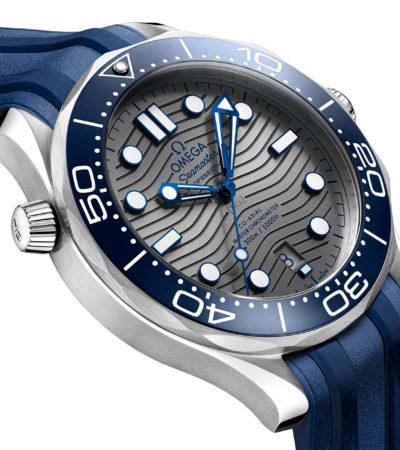 OMEGA presenta la nuova collezione Seamaster Diver 300M