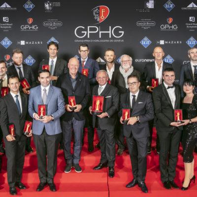 GPHG 2018: Aiguille d'Or al BOVET Récital 22 Grand Récital e gli altri premi