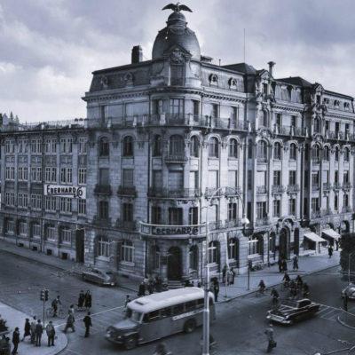 La MaisonEberhard & Co. torna allo storico edificio La Chaux-de-Fonds