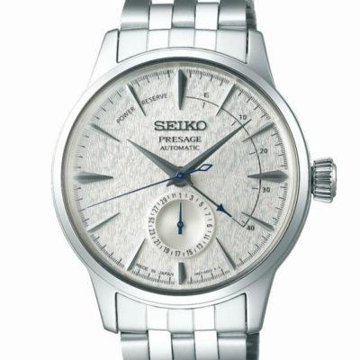 Seiko: inedita trilogia per la collezione Seiko Presage Cocktail