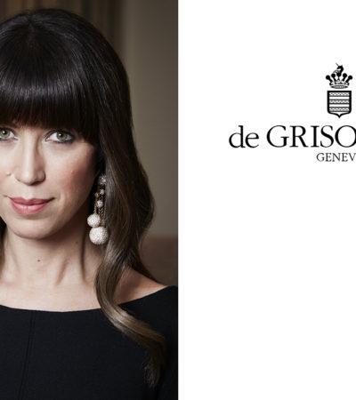 Celine Assimon nuovo Chief Executive Officer di de Grisogono