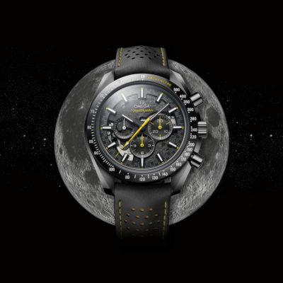 OMEGA e Speedmaster Dark Side of The Moon Apollo 8: omaggio al 50° della missione spaziale