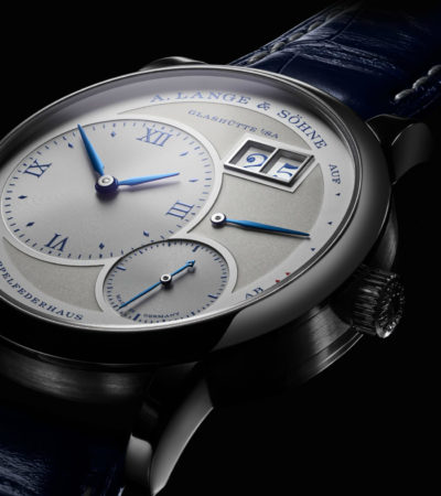 Pre SIHH 2019: LANGE 1 «25th Anniversary» A. Lange & Söhne