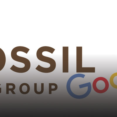 Fossil Group e Google: accordo per una innovativa tecnologia smartwatch