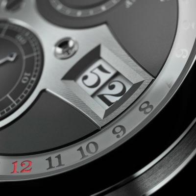 ZEITWERK DATE: nuova frontiera dell'orologio digitale di A. Lange & Söhne