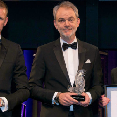 Girard-Perregaux principale partner del prestigioso International Automobile Festival