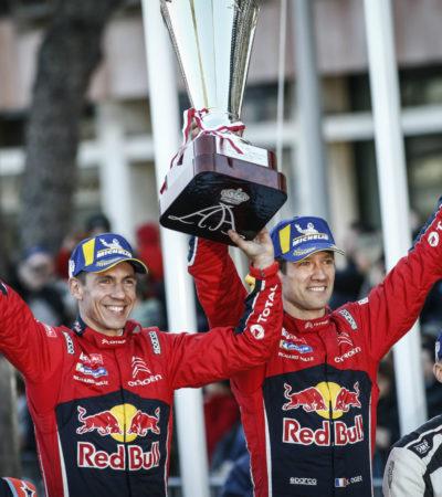 87° Rally di Montecarlo: eccezionali i piloti Richard Mille