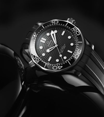 OMEGA Seamaster Diver 300 Ceramica e Titanio