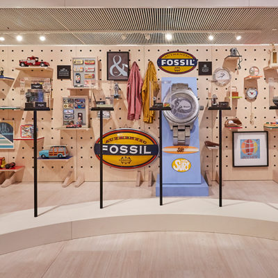 Fossil presenta The Archival Series