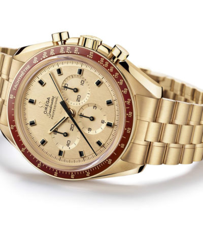 OMEGA presenta Speedmaster Apollo 11 limited edition