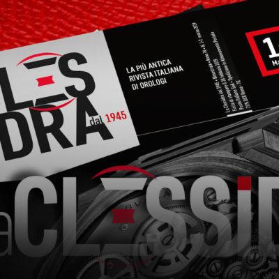 LA CLESSIDRA 1/2-2019… ECCO IL NUOVO NUMERO