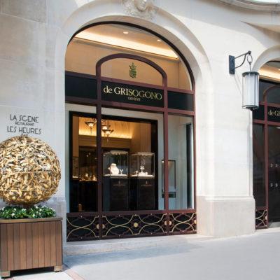 de GRISOGONO apre una nuova Boutique nel cuore del Triangolo d'Oro a Parigi