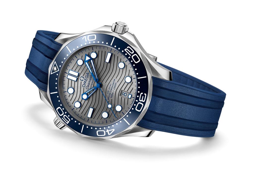 OMEGA presenta la nuova collezione Seamaster Diver 300M   La
